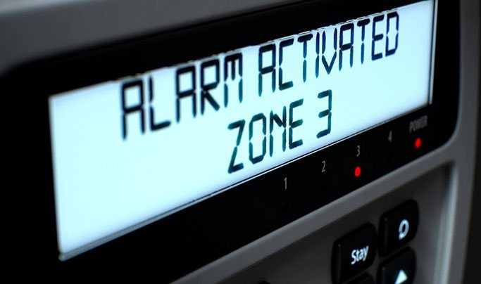 digital alarm notification device
